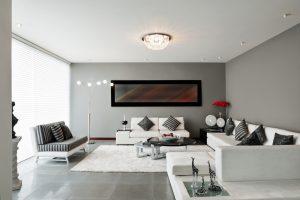 Colores para decorar salones modernos