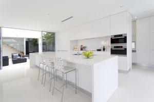 Decoración de cocina moderna y actual