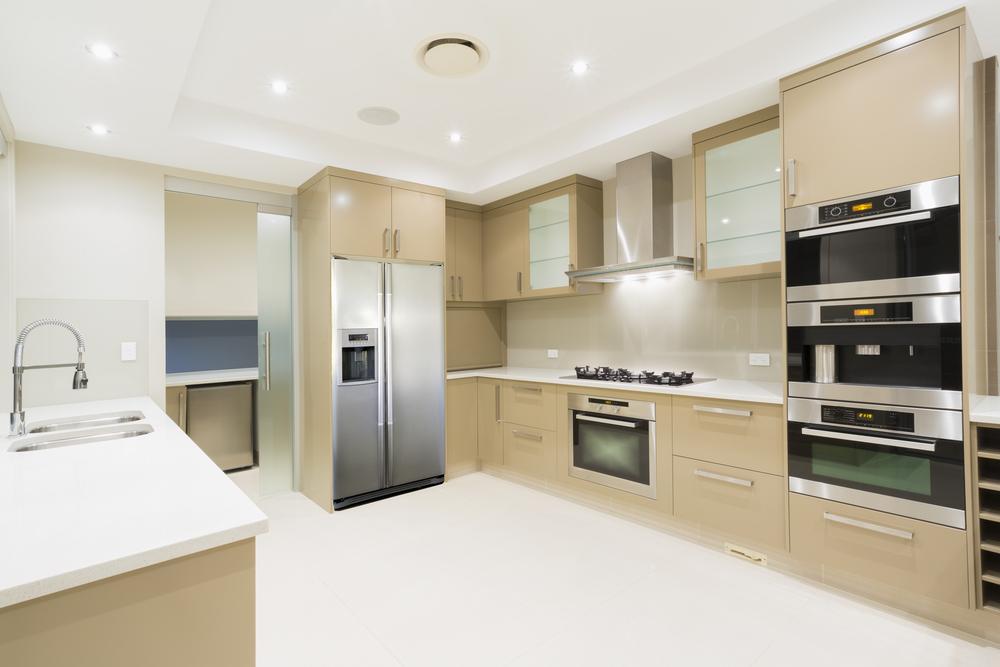ver cocinas modernas good algunas fotos de decoracin