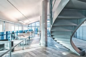 Decoración moderna de oficinas