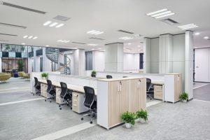 Decorar oficinas modernas