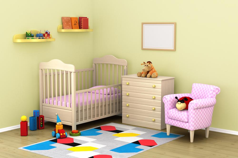 Habitaciones infantiles modernas for Habitaciones infantiles