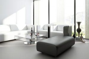 Mesa de sala moderna