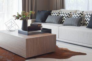 Mesas de salas de estar