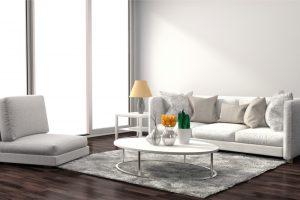Mesas de salas de estar modernas