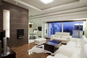 decoración de salones modernos