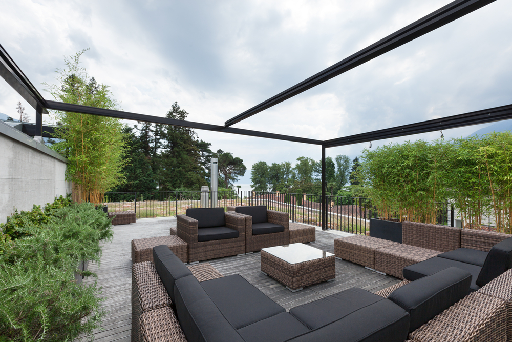 Jardines modernos for Decoracion de jardines interiores modernos