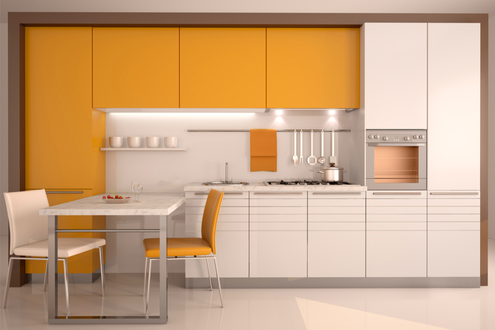 Classic Kitchen Wall Colors