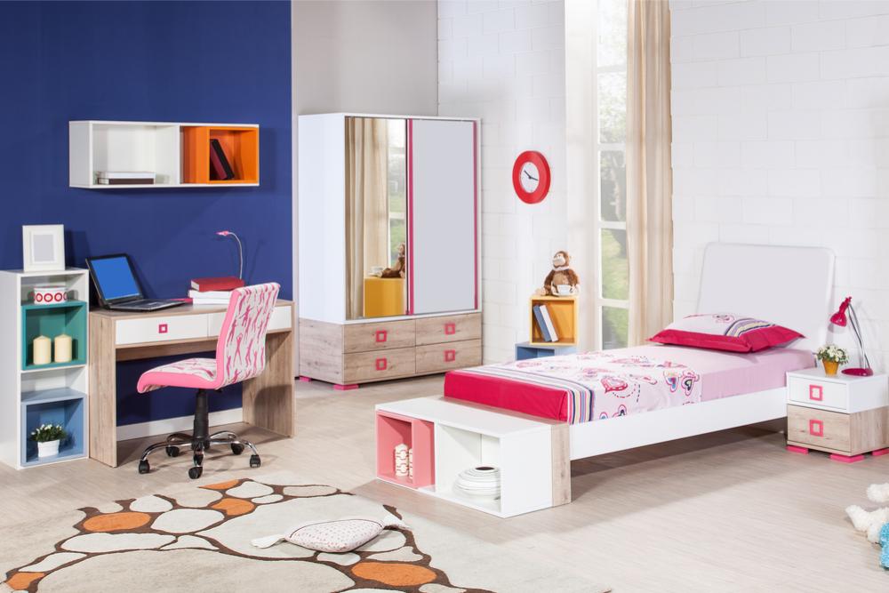 Habitaciones infantiles modernas for Habitaciones modernas