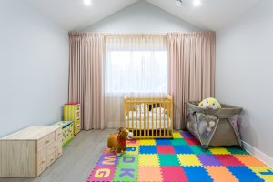 habitación moderna infantil
