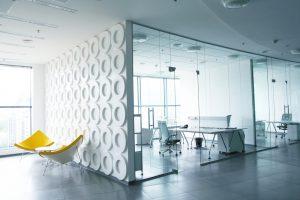 oficinas modernas y actuales