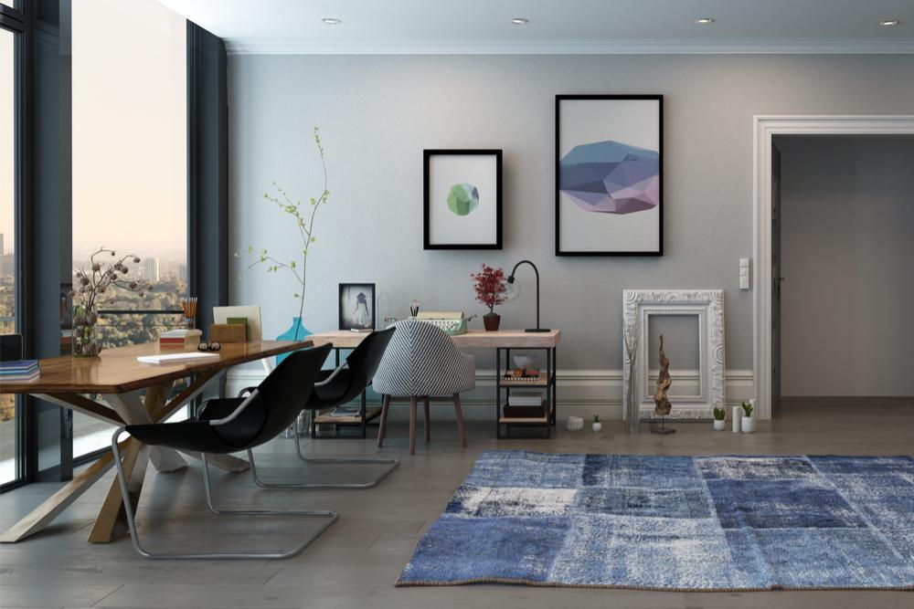 Oficinas modernas for Imagenes de oficinas modernas