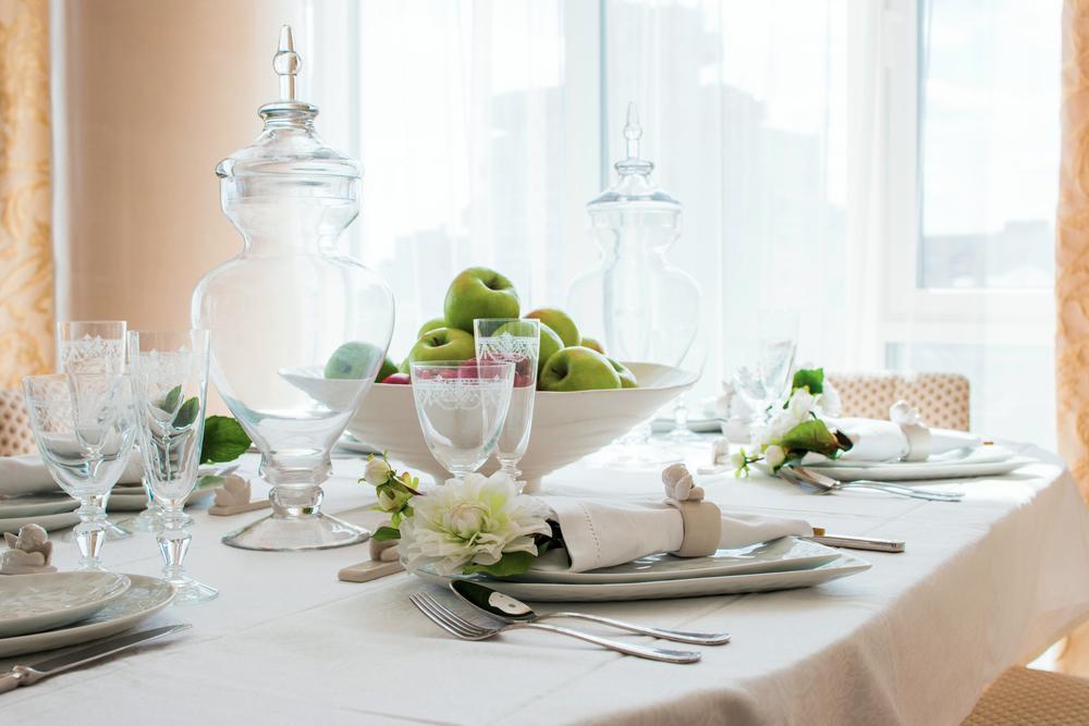 C mo decorar una mesa de comedor - Como decorar una mesa de comedor ...