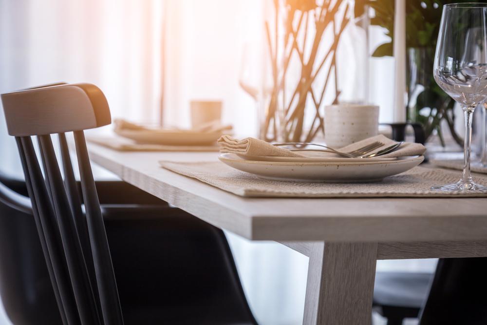 Cómo decorar una mesa de comedor | Decoracionmoderna.net