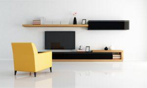 Decorar salas modernas minimalistas