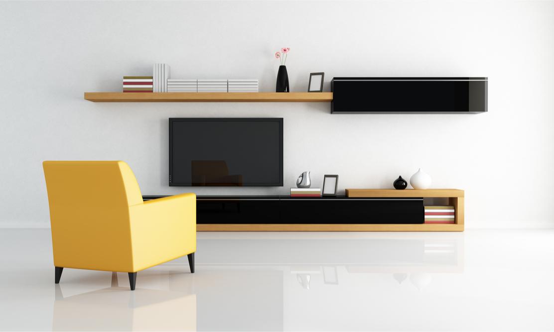 Decoraci n de salas modernas minimalistas for Salas minimalistas modernas