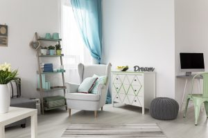 Ideas para cortinas de salas modernas