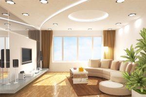Iluminación para salas modernas 2