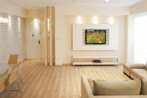 Iluminación para salas modernas y acogedoras