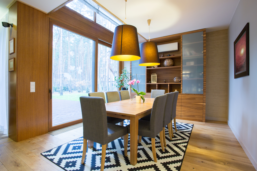 Muebles de comedor modernos for Mueble comedor minimalista