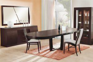 Muebles de comedor estilo moderno