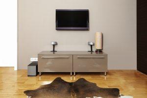 Muebles de salas modernas