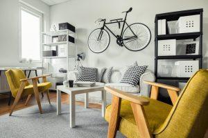 Muebles para sala moderna