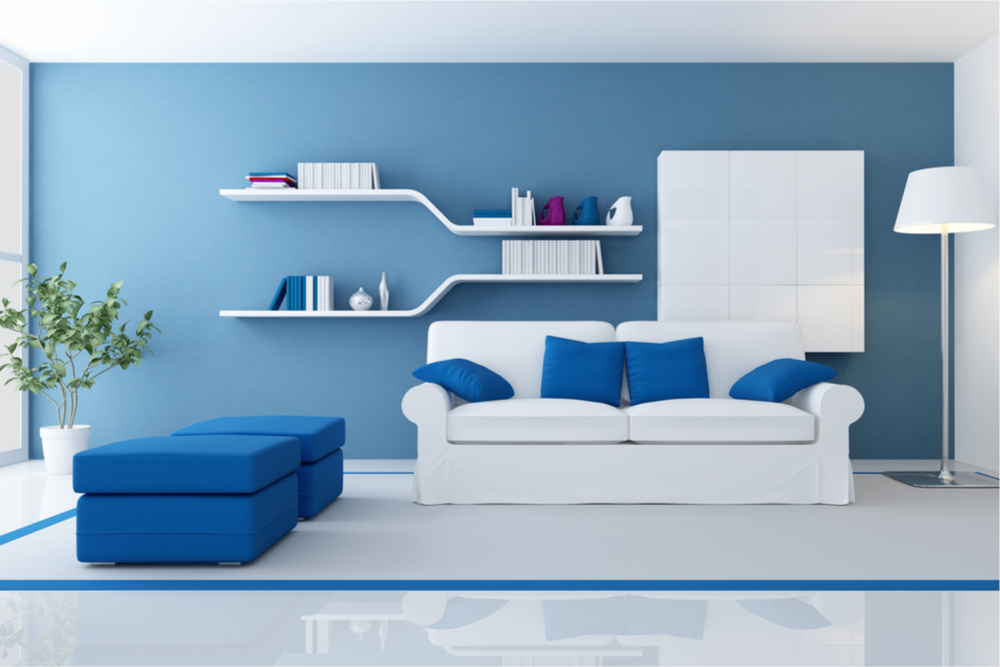 Muebles para salas modernas Decoracionmodernanet