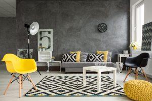 Muebles para salas modernas y elegantes