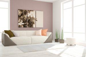 Pintura de sala moderna