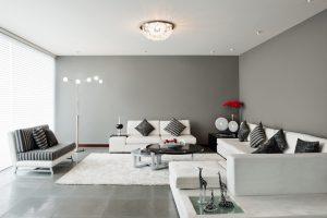 Pintura para salas modernas