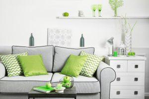 Salas de estar pequeñas minimalistas