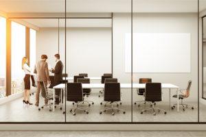 Salas de reuniones estilo moderno