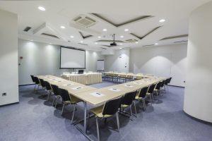 Salas de reuniones modernas y prácticas
