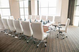 Salas reuniones modernas