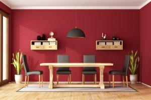 colores para comedor moderno y actual