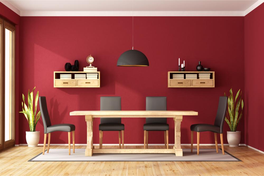 Colores para comedor - Colores de pinturas para salones ...