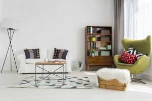 cortinas de salas estilo moderno