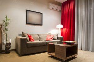 cortinas modernas para salas elegantes