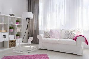 cortinas para salas estilo modernas