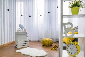 cortinas salas modernas