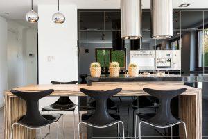 mesa moderna para comedor