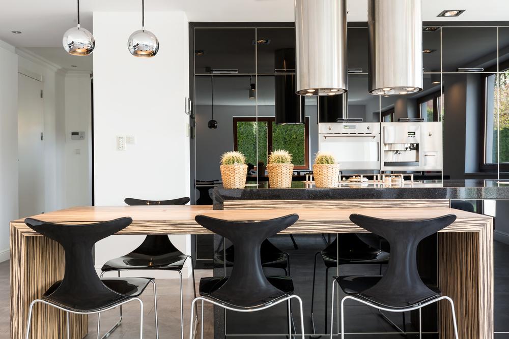 Mesas de comedor modernas - Mesas modernas comedor ...