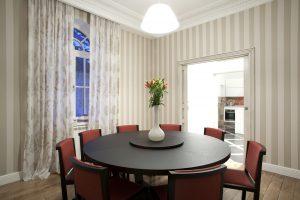 mesas comedor redondas elegantes