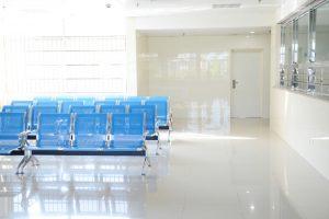 salas de espera modernas y elegantes
