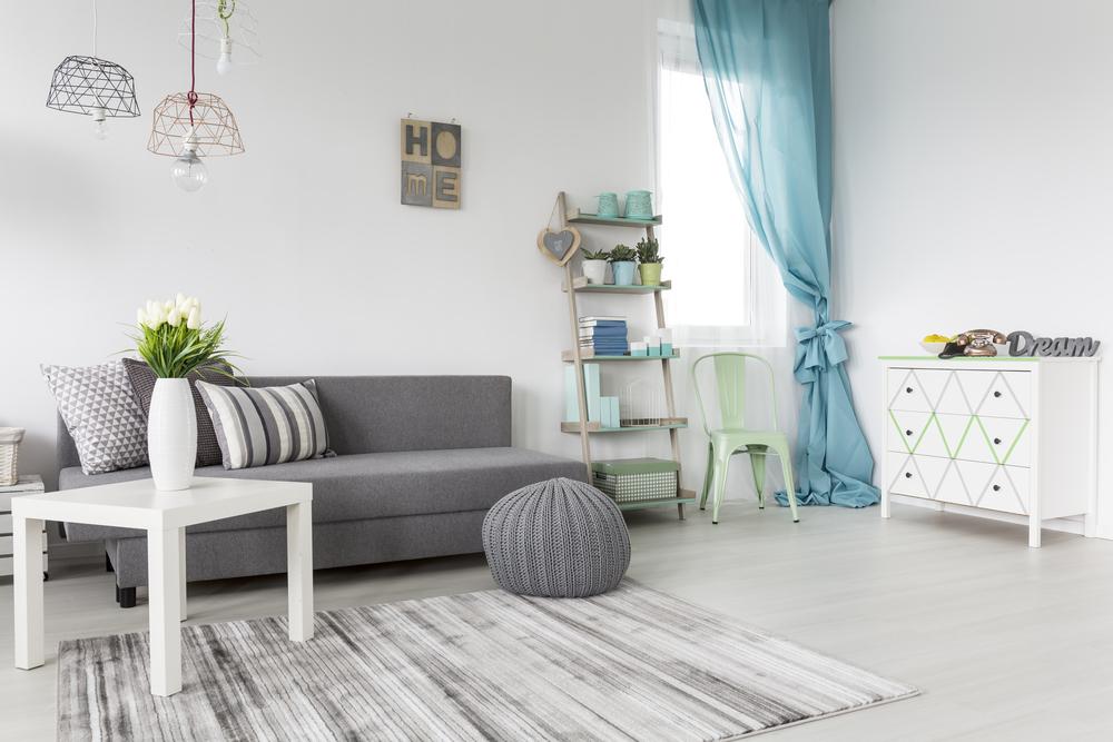 Decoraci n de salas modernas minimalistas for Salas minimalistas