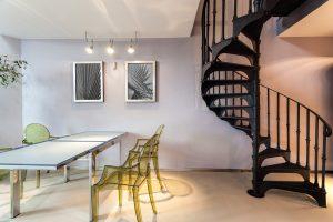 sillas comedor moderno de líneas simples